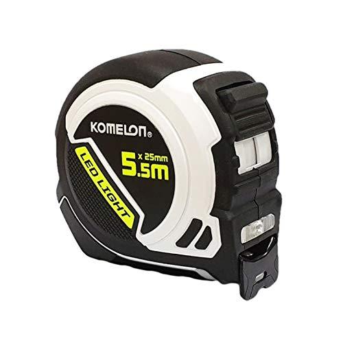 コメロン(Komelon) LEDライト付き コンベックス 2555 KMC-93L テープ幅25mm テープ長さ5.5m