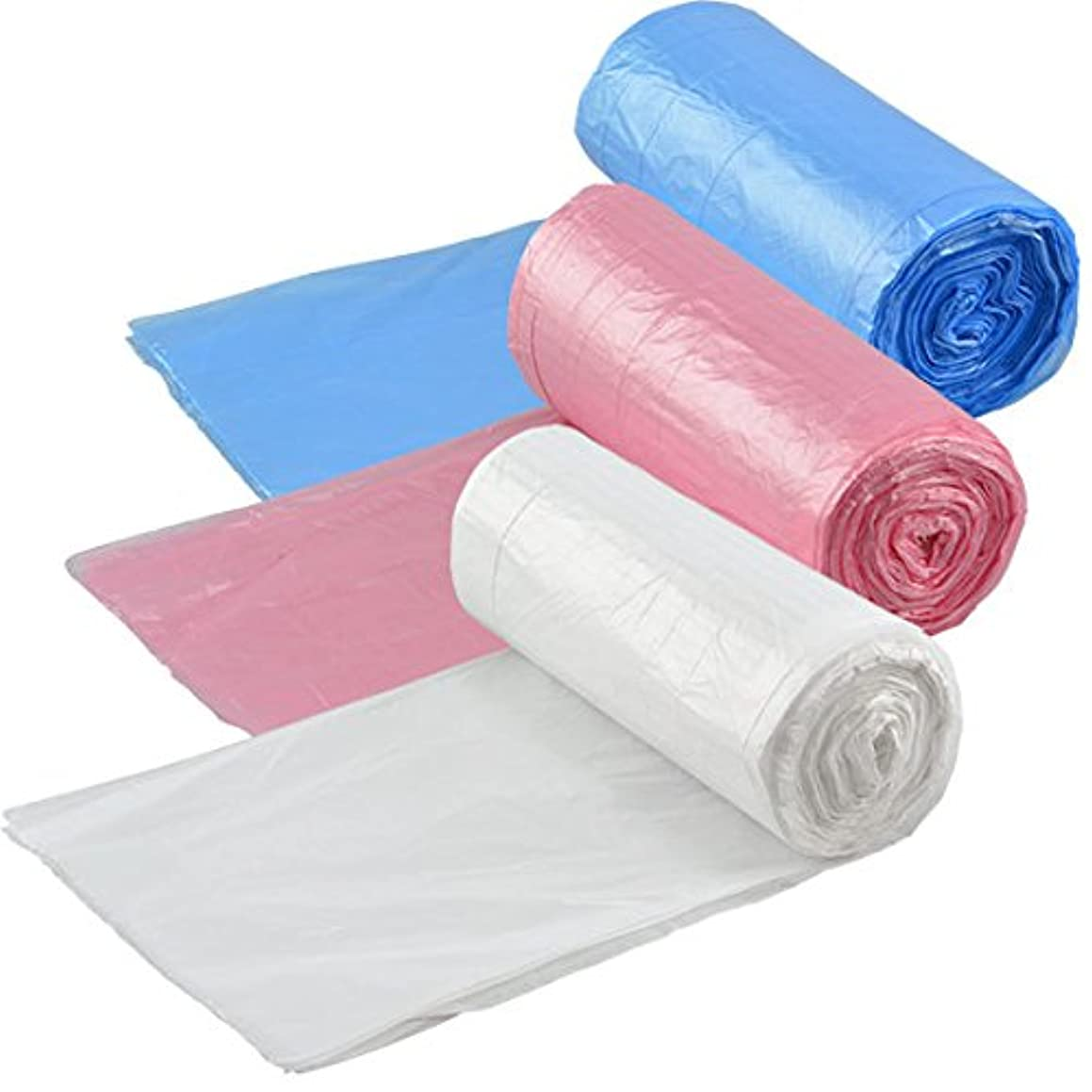100 ct small scented trash bags. Mix scents (vanilla, rose, fresh, lavender, lemon) 50ctX2pk