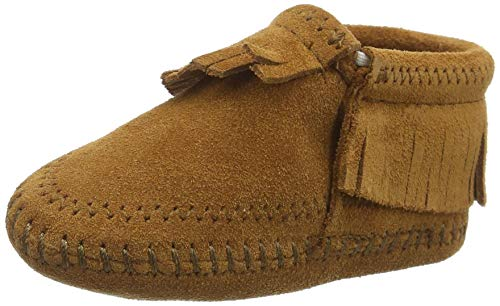 Minnetonka Infant Girl's Riley Moccasin Booties...