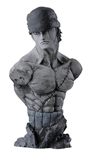Banpresto One Piece 6.3-Inch Creator X Creator Rough Edges Roronoa Zoro Busto A