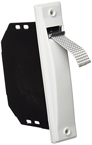Wolfpack 5250014 - Dustpan Roller Universal, Pinta C-20, Blanco