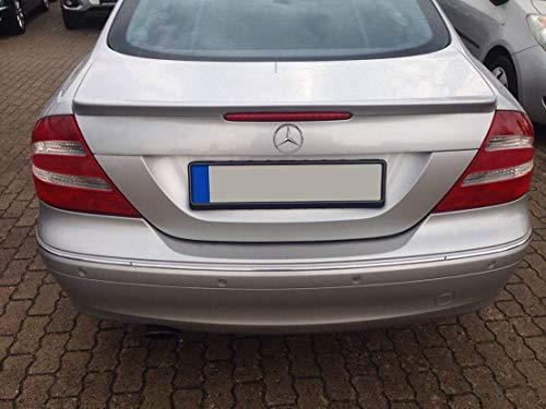 Tuning-deal Heckspoiler für CLK-Klasse W209 Heckspoilerlippe AMG-Look Zubehör