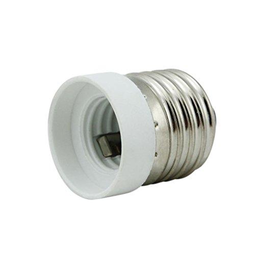 Creazy® E27 to E17 Base Socket Light Bulb Lamp Holder Adapter Plug Converter