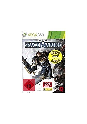 Warhammer 40,000 - Space Marine [Importación alemana]