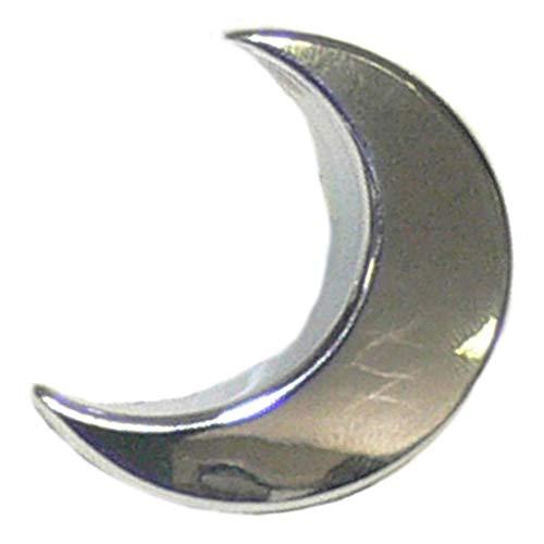 IFINGER Boton pulsador Media Luna para Cisterna de Inodoro Roca Dama Senso Taza WC Water