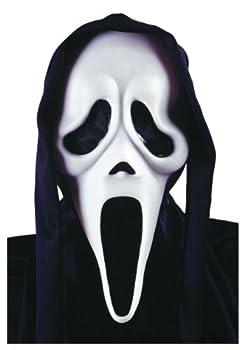 Fun World Adult Scream Mask Standard