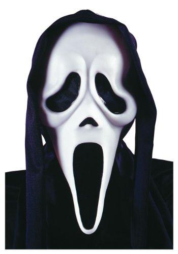 Générique - Mahal535 - Masque Licence Scream Souple Adulte Latex - Taille Unique