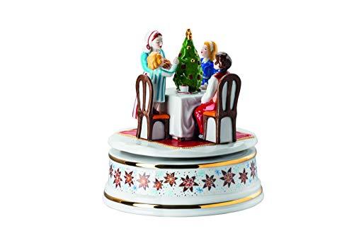 Hutschenreuther Spieluhr Gross Sammelkollektion 20 Weihnachtsbäckerei