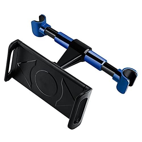 YUYDYU Soporte giratorio de 360 ° para reposacabezas de coche, soporte de teléfono trasero para todos los teléfonos móviles, tabletas, e-Reader Pathfinde por encima de 4 a 11 pulgadas