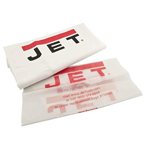 Jet Tools - 5-Micron Filter & Collection Bag Kit DC-650 (708642MF)