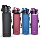 Opard Trinkflasche Sport - Wasserflasche 700ml- Sportflasche aus Tritan BPA