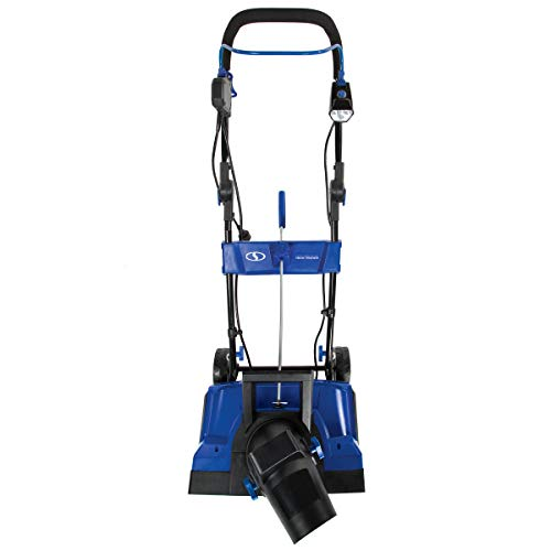 Snow Joe SJ619E Electric Single Stage Snow Thrower, 18-Inch, 14.5 Amps