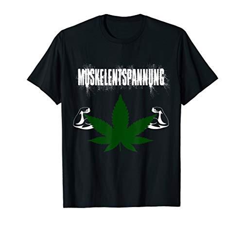 Muskelentspannung Training Biologisch T-Shirt