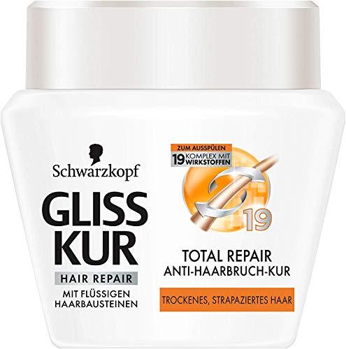 Gliss Kur Anti-Haarbruch-Kur Total Repair, 300 ml