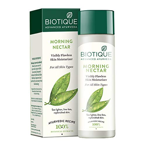 Biotique Morning Nectar Lightening and Nourishing Lotion for All Skin Types