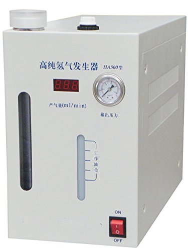 Discover Bargain YUCHENGTECH High Purity Hydrogen Gas Generator Maker H2: 0-500Ml /Min H2 Making Mac...