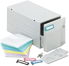 INNOVERA 39501 CD/DVD Storage Drawer, Holds 150 Discs