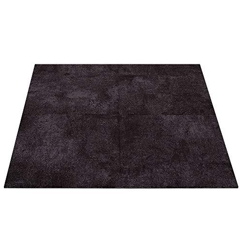 Object, tapijttegels, betonlook, tegels, commercieel tapijt, 50 x 50 cm antraciet