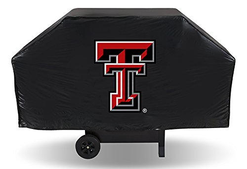 NCAA Texas Tech Red Raiders Vinyl Grill Cover