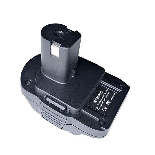 Adaptador de batería MT20RNL para Makita 18 V a Roybi 18 V One + batería para Makita BL1860B / BL1860 / BL1850B / BL1850