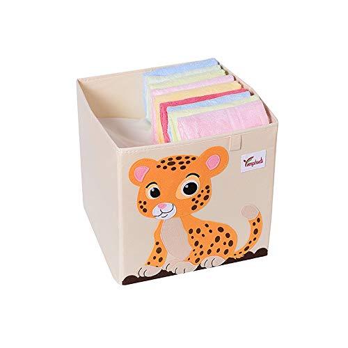Zyangg-Home Finition de Stockage Bins Jumbo Pliable Boîte de Rangement Pliant Coffre de Rangement for Enfants Chambre Tidy Toy Box - Idéal for Les ménages de Stockage Toy Box Toy Box de Stockage