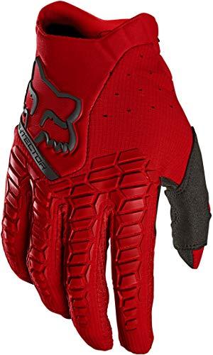 Fox Racing Pawtector Handschuh, feuerrot, Größe XXL
