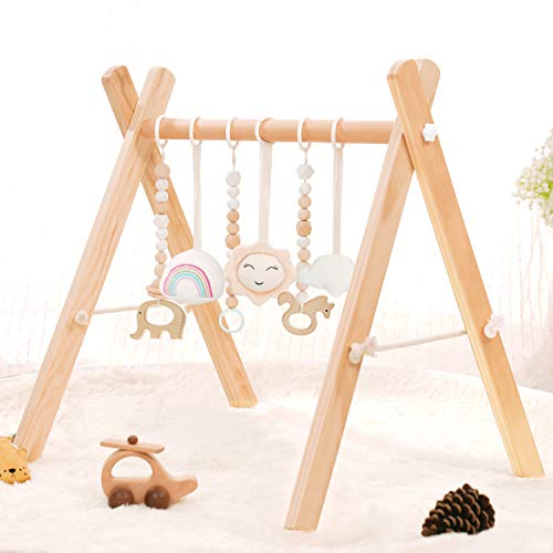 HAN-MM Hooden Baby Gym Produktbild
