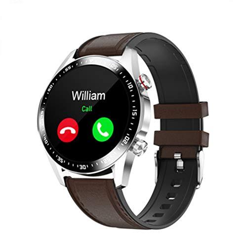QNMB Nuevo E12 Smart Watch Bluetooth Llamada Llamada Monitoreo Corazón Monitoreo Aptitud Deportes Espacio Disco Smartwatch,E