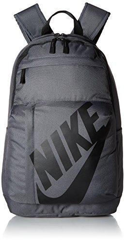 Nike NK elmntl BKPK Rucksack, Unisex für Erwachsene, Unisex – Erwachsene, NK ELMNTL BKPK, dunkelgrau / (dunkelgrau/schwarz)