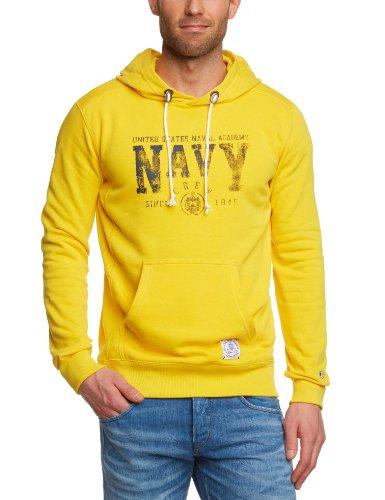 Champion - Sudadera para Hombre, tamaño XL, Color Amarillo Sun