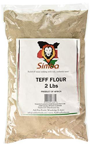 Simba Teff Flour - 4 Lbs