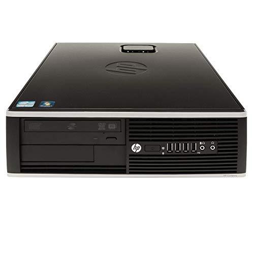 HP Compaq 8100 Elite SFF Intel Core i5 3.20 GHz 4 GB RAM 250 GB Windows 10 Professional (Generalüberholt)