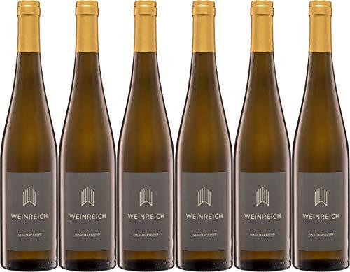 Weinreich Hasensprung Riesling 2014 Trocken Bio (6 x 0.75 l)