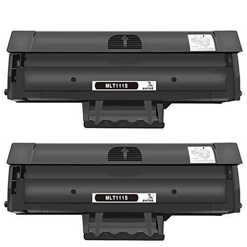 Toner MLT-D111S per Samsung Xpress 2pcs ONINO Toner per Samsung SL-M2020 SL-M2020W SL-M2022 SL-M2070 SL-M2070W SL-M2070F SL-M2070FW SL-M2026W SL-M2026 SL-M2022W SL-M2078W Nero