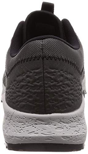 ASICS Alpine XT Mens Running Trainers T828N Sneakers Shoes (UK 11 US 12 EU 46.5, Black Dark Grey 001) Delaware