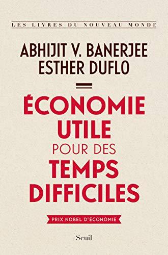 estimation pour le livre Économie utile pour des temps difficiles