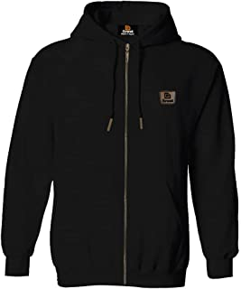Sweatshirt melton Zipper from Groowii سويتشيرت ميلتون بسوستة كابيتشو من جرووي