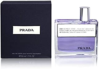 Prada Amber Pour Homme by Prada 1.7 oz Eau de Toilette Spray