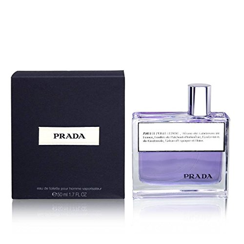 Prada Man Eau de Toilette Vapo 50 ml