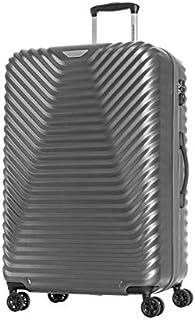 حقيبة سفر سكاي كوف من امريكان تورستر 79 سم مع قفل تي اس ايه - رمادي