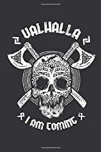 Pitmaster's Log Book and BBQ Cooking Journal: Valhalla I am Coming Viking Death Yggdrasill | Take Notes, Track your times and temps, Refine Process, ... the Best BBQ Recipes - Meat Not Included!