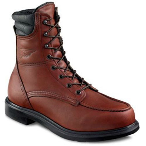 Red Wing 402 Men's 8-inch Boot (12 EE US) Brown