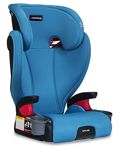 Britax Skyline Belt-Positioning Booster Seat, Teal [Discontinued]