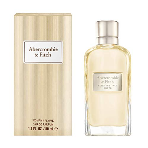 Abercrombie & Fitch First Instinct Sheer Edp Spray 50ml