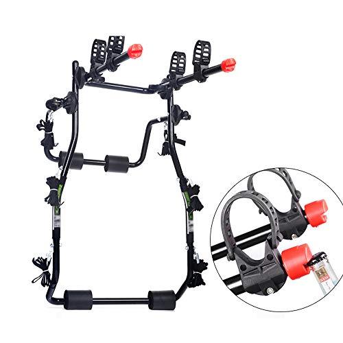 90GJ Bike Car Towbar Towball Mount Cycle Rack de portabicicletas - Carga...
