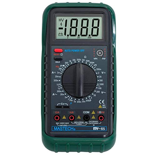 Find Discount Sinometer 32-Range Digital Multimeter, MY65