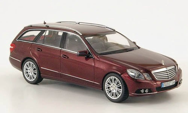 Mercedes E-Klasse T-Modell (S212) Elegance, met.-dkl.-rot , 2009, Modellauto, Fertigmodell, Schuco 1 43 B005EXJA36 Nutzen Sie Materialien voll aus  | Haltbarer Service