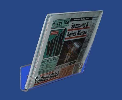 Wand - Zeitungshalter