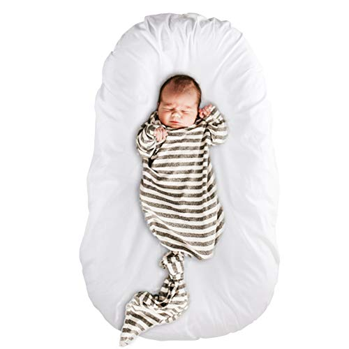 River & Robin Baby Lounger (JoJo) - Portable Baby Bed for Newborn, Infant and...