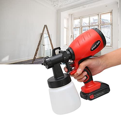 minifinker Herramienta de pulverización de Pintura, pulverizador de Pintura eléctrico de Resistencia a Altas temperaturas antioxidante Calentamiento rápido para el hogar(Transl)